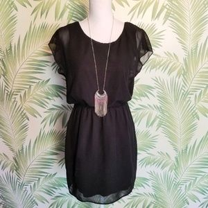 3/$12 Black Cocktail Dress